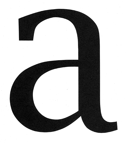 Photo Collection The Letter A In